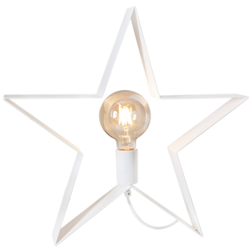 Stella Polaris bordslampa Sandvit